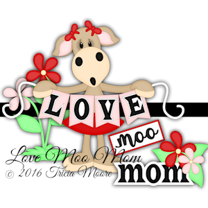 Love Moo Mom