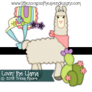 Lovin' the Llama