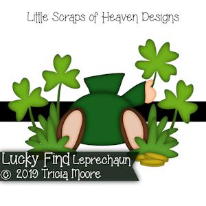 Lucky Find Leprechaun