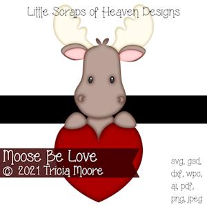 Moose Be Love