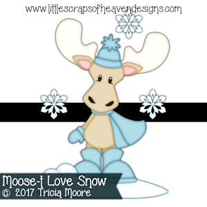 Moose-t Love Snow