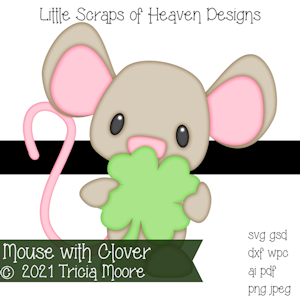 Mouse with Clover