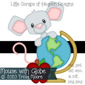 Mouse with Globe