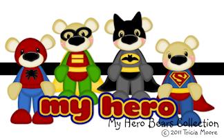 My Hero Bears