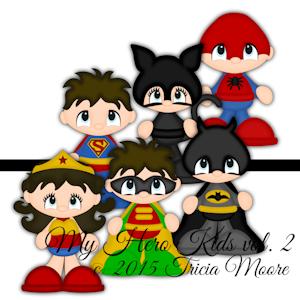 My Hero Kids vol 2