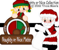 Naughty or Nice Pattern Collection
