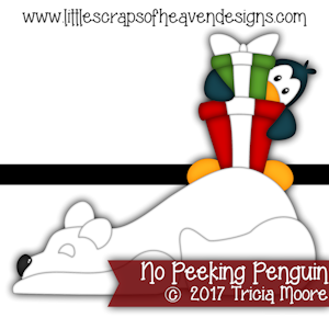 No Peeking Penguin