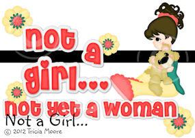 Not a Girl...