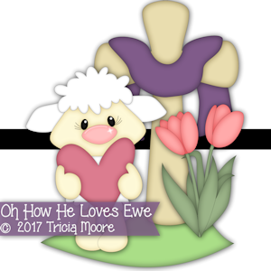 Oh How He Loves Ewe