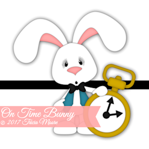 On Time Bunny