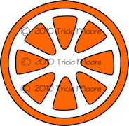 Orange Slice Pattern