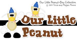 Our Little Peanut Boy