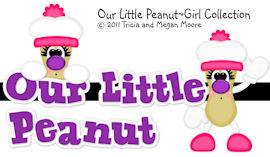 Our Little Peanut Girl