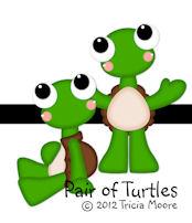 Pair of Turtles
