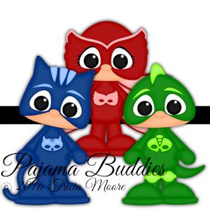 Pajama Buddies