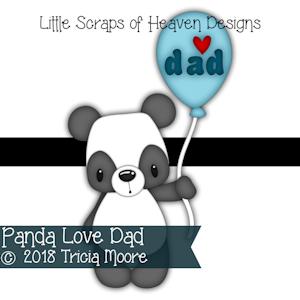 Panda Love Dad