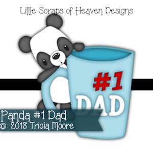 Panda No. 1 Dad