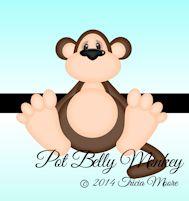 Pot Belly Monkey