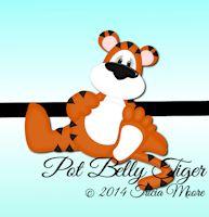 Pot Belly Tiger