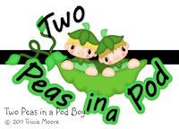 Two Peas in a Pod Boys