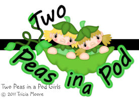 Two Peas in a Pod Girls