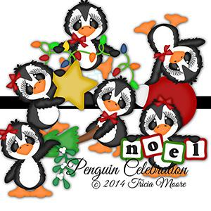 Penguin Celebration