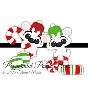 Peppermint Polar Bears