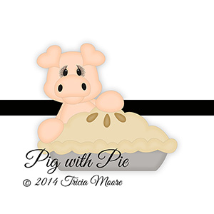 Pig with Pie