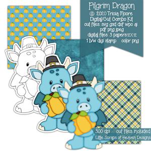 Pilgrim Dragon