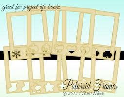 Poloroid Frame Collection