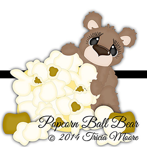 Popcorn Ball Bear