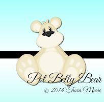 Pot Belly Bear