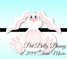 Pot Belly Bunny