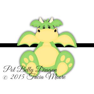 Pot Belly Dragon