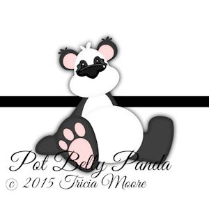 Pot Belly Panda