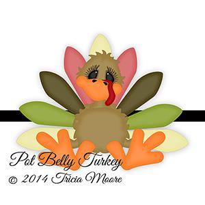 Pot Belly Turkey