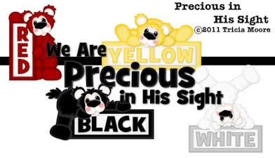 We are Precious