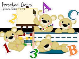 Preschool Bears