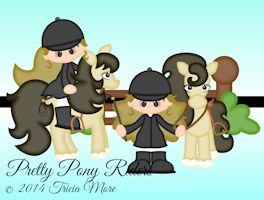 Pretty Pony Riders