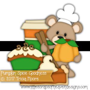 Pumpkin Spice Goodness