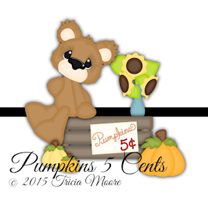 Pumpkins 5 Cents