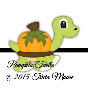 Pumpkin Turtle