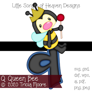 Q Queen Bee