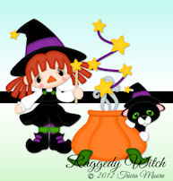 Raggedy Witch