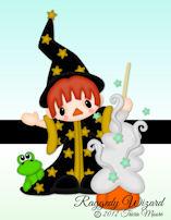 Raggedy Wizard