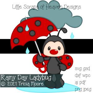 Rainy Day Ladybug