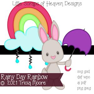 Rain Day Rainbow