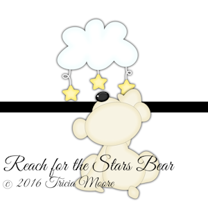 Reach for the Stars Bear