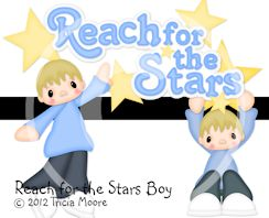 Reach for the Stars Boy