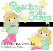 Reach for the Stars Girl